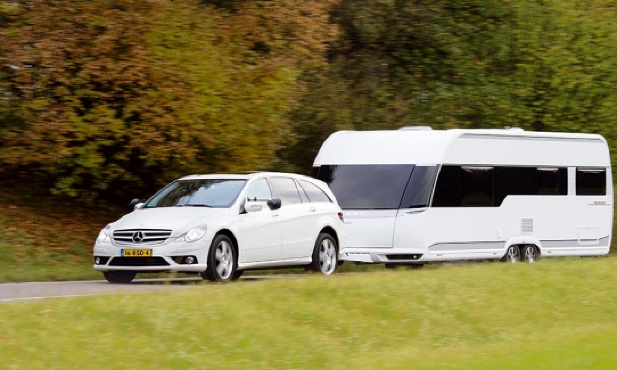 JOBU caravans